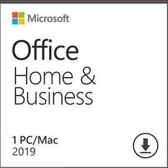 Microsoft Office Home and Business 2019 все языки (электронный ключ) (T5D-03189)