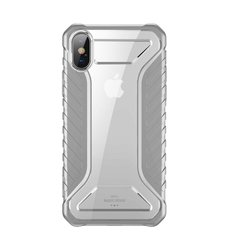 Чехол Baseus для iPhone XS Michelin, Gray (WIAPIPH58-MK0G)