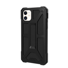 Чехол UAG для iPhone 11 Monarch, Black (111711114040)