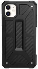 Чехол UAG для iPhone 11 Monarch, Carbon Fiber (111711114242)