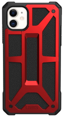 Чехол UAG для iPhone 11 Monarch, Crimson (111711119494)