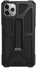 Чехол UAG для iPhone 11 Pro Max Monarch, Black (111721114040)