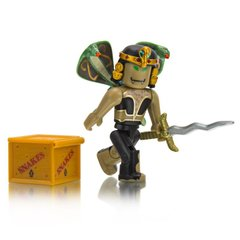 Игровая коллекционная фигурка Jazwares Roblox Core Figures Nefertiti: the Sun Queen W3 (ROG0105)