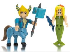 Игровая коллекционная фигурка Jazwares Roblox Game Packs Neverland Lagoon: Tales of FeyDorf W3 (ROG0141)