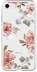 Чехол Spigen для iPhone SE/8/7 Liquid Crystal Aquarelle, Rose (054CS22619)