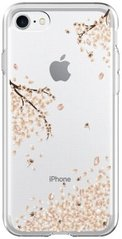 Чехол Spigen для iPhone SE/8/7 Liquid Crystal Blossom, Crystal Clear (042CS21220)