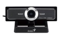 Веб-камера Genius WideCam F100 Full HD Black (32200213101)