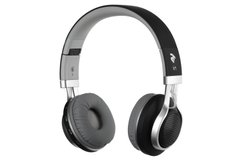 Наушники 2E V1 ComboWay ExtraBass Wireless Over-Ear Mic Black (2E-OEV1WBK)