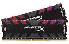 Память для ПК Kingston DDR4 3200 32GB KIT (8GBx4) HyperX Predator RGB XMP (HX432C16PB3AK4/32)