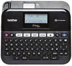 Принтер наклеек Brother P-Touch PT-D450VP с кейсом (PTD450VPR1)