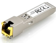 Модуль DIGITUS 1.25 Gbps Copper SFP, 100m, RJ45, 10/100/1000Base-T (DN-81005)