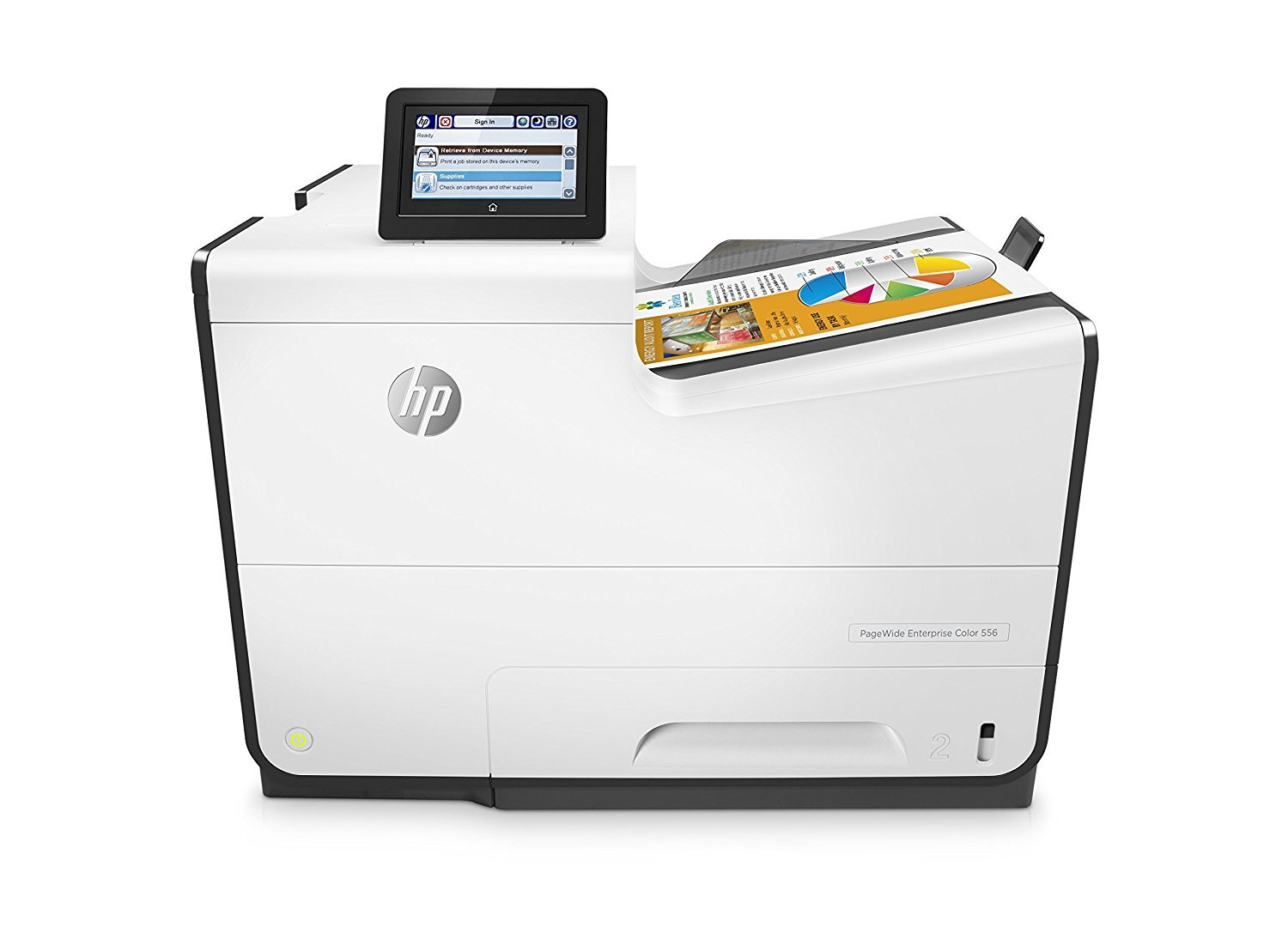 Принтер A4 HP PageWide Enterprise 556dn (G1W46A)