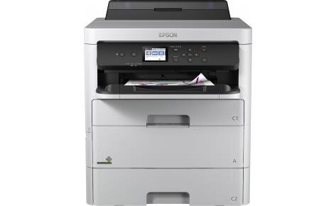 Принтер А4 Epson WorkForce Pro WF-C529RDW с Wi-Fi (C11CG79401BU)