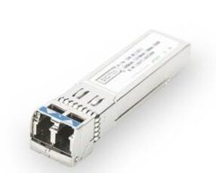 Модуль DIGITUS SFP+ 10G SM 1310nm 10Km with DDM, LC connector, HP-compatible (DN-81201-01)