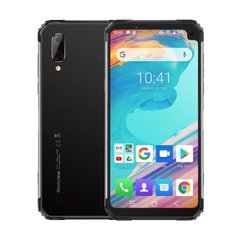 Мобильный телефон Blackview BV6100 3/16GB Dual SIM Grey OFFICIAL UA (6931548305866)