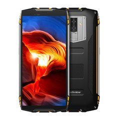 Мобильный телефон Blackview BV6800 Pro 4/64GB Dual SIM Yellow OFFICIAL UA (6931548305453)